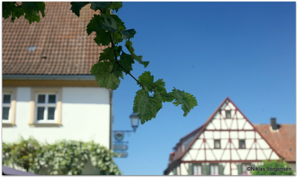 German wine village