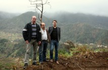 Growers with Madeira Vintners